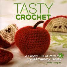 tasty crochet cover