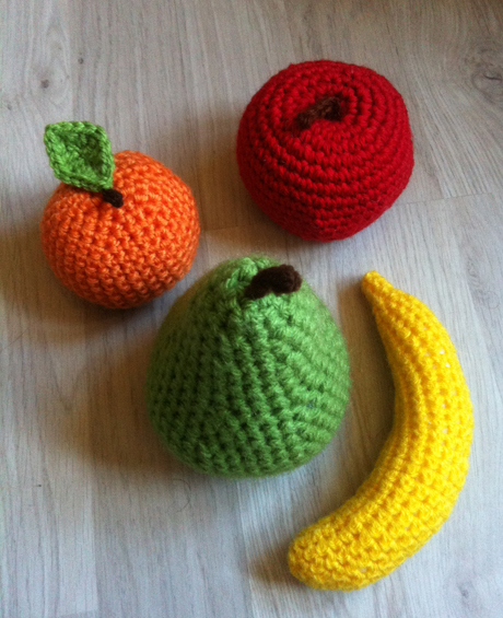 Crochet Garden Vegetables – a dozen free patterns and more to come ... | 565x460