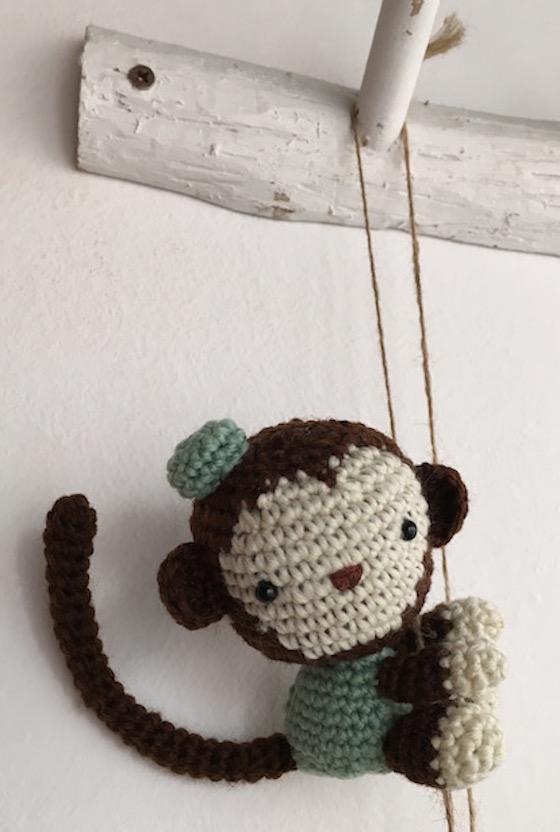Naughty monkey amigurumi pattern | Patrones amigurumi, Amigurumis ... | 832x560