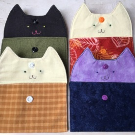 Little Feline Pouches